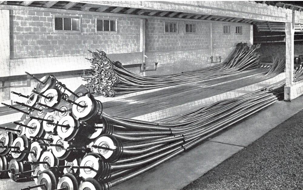 Drahtstauchmaschine-VOGT